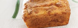 Cheese and herb bread
