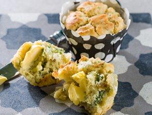 Vegetarian Gluten-Free Savoury Muffins