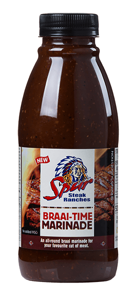 Braai time marinade