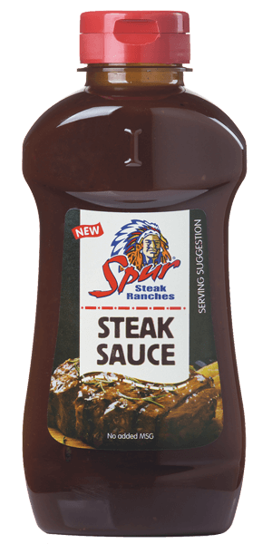 Steak Sauce Spur Sauces