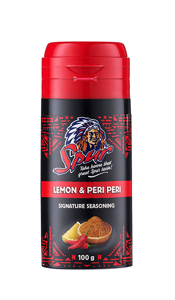 Lemon Peri-Peri Signature Seasoning