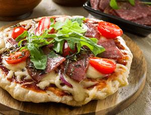 Braai-time Pizzas