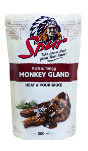 Monkey Gland pour on Sauce