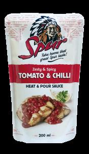 Tomato & Chilli pour on Sauce